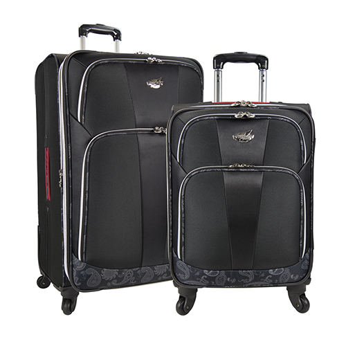 Carry-on & Upright 2 pc. Set