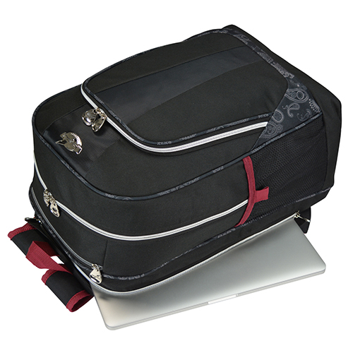 19-inch Backpack Laptop Pocket