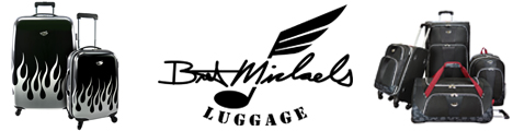 Bret Michaels Luggage Collections